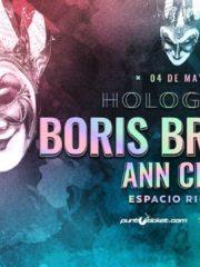 Boris Brejcha presenta Hologram @ Espacio Riesco