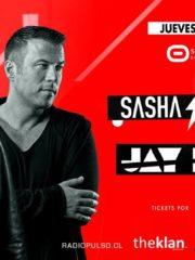 Sasha Carassi ♫ Jay Lumen / 10 de Mayo / Sala Omnium ♫