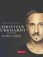 Christian Burkhardt LIVE ACT: La Feria