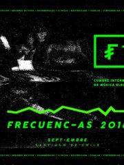 Frecuencias 2018 | Cumbre de Música Electrónica y Arte Digital