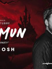 ♫ Solomun ♫ presenta The Mask Party – Halloween Special edition