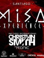MISA Xperience Presenta Christian Smith 12 horas de Musica