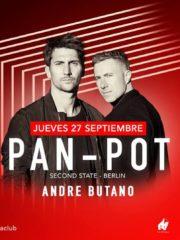 Pan-Pot: La Feria