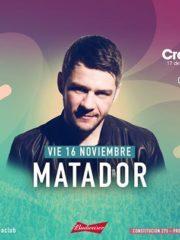 Matador: Creamfields Official Pre-Party – La Feria