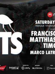 Motorola presents ANTS en Chile – Sábado 27 Octubre