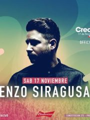 Enzo Siragusa: Creamfields Official Closing Party – La Feria
