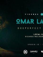 RAVE Chile PRESENTA // OMAR LABASTIDA (deeperfect)