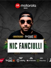 Motorola presenta Nic Fanciulli – Aniversario 5unset Events