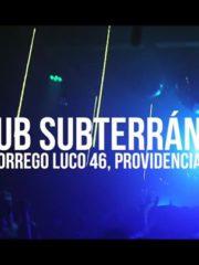 TECHNO YOUTH XXV / Club Subterráneo
