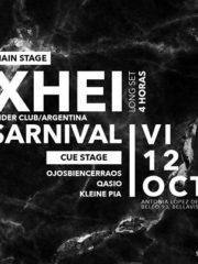 Xhei (Dynamic Reflection, Afu – Under Club, Argentina) – Club93