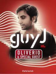 Guy J @ La Feria