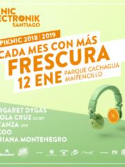 Piknic Électronik Santiago #3 | Parque Cachagua Maitencillo