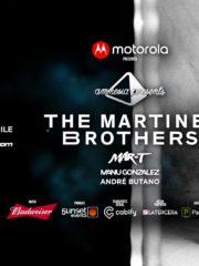Motorola presenta The Martinez Brothers – Amnesia presents