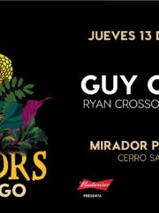 Rumors Santiago @ Guy Gerber