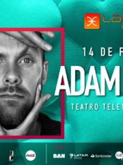 Adam Beyer: La Feria On Tour