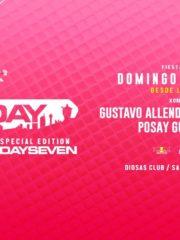 DAY SEVEN ● Special Edition ● Domingo 3 Marzo